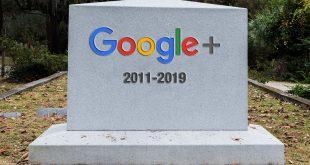 Rip Google Plus