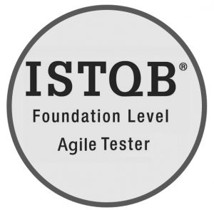 ISTQB Foundation Level Adile Tester-Roundel
