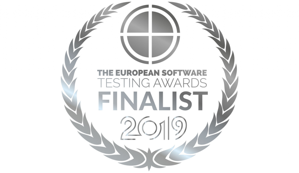 Finalists at the European Software Testing Awards 2019