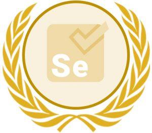Selenium IDE Roundel