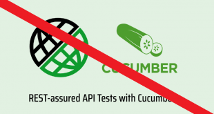 Cucumber Is Not For API Testing